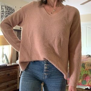 H&M Slouchy v neck sweater